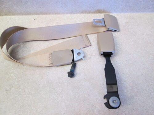 NEW 2007-14 Chevy GMC Silverado Tahoe Center Front Jump Seat Belt /& Buckle OEM