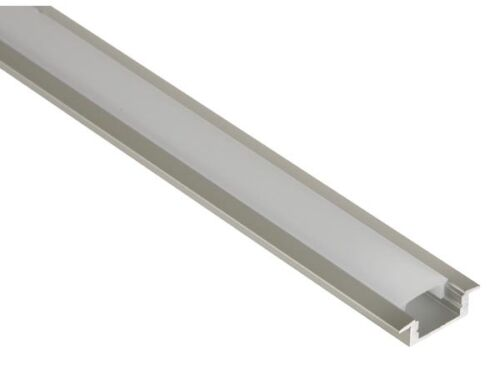 Velleman CHLAP9 ALUMINUM LED PROFILE FOR LED STRIPS RECESSED SLIM LINE