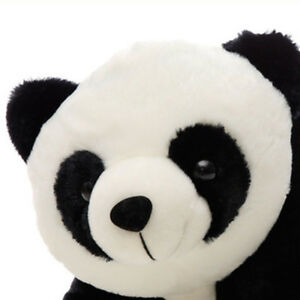 Cute Baby Big Giant Panda Bear Plush Stuffed Animal Doll Animals Toy