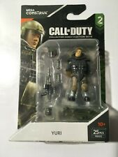 Mega Construx Call of Duty Simon Riley #GFW74 24 Pieces New in Package