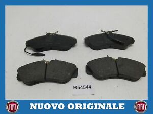 Pills Front Brake Pads Pad Original For FIAT Ducato /