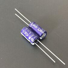 50pcs 47uF 50V47UF 6.3x11mm NCC Nippon LXZ Super Low impedance Capacitor