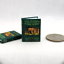 FIVE HUNDRED ANIMAL STORIES Illustrated Miniature Dollhouse 1:12 Scale Book
