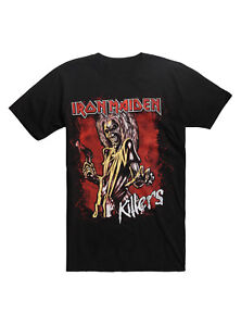 5b5dba59309 Image is loading Iron-Maiden-Killers-T-Shirt