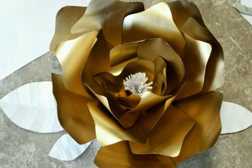 Paper Flower back drop party and wedding decor,home decor,photo backdrop,