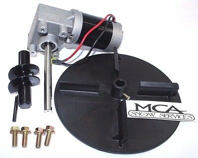 SnowEx Genuine OEM 75615 Auger Kit Replaces D6075 and D6122 for SP-575 SP-1075