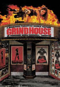 Grindhouse-Death-Preuve-Planet-Terror-Coll-Neuf-DVD