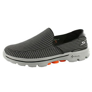 eb9099b0efff Details about SKECHERS MENS GO WALK 3 GOGA MAT 53980 MEMORY FOAM INSOLE  SLIP ON SHOES