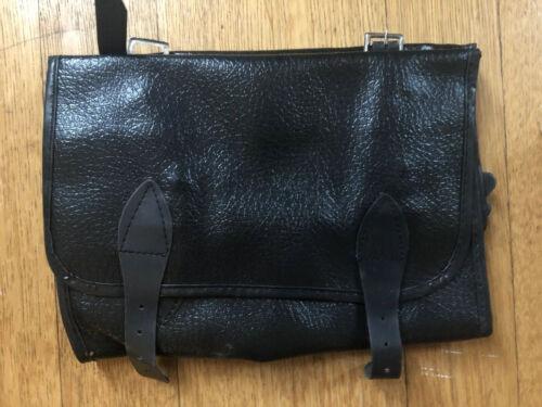 Vintage New-Old-Stock SAF-TEE Touring Bag Black