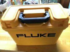 Fluke Ti10 Ti 10 9hz Thermal Imaging Infrared Camera Charger Amp Hardsoft Case