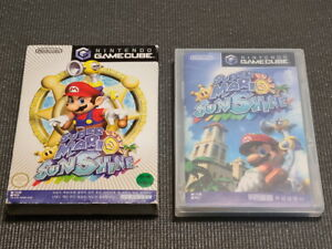 Nintendo-Gamecube-NGC-Super-Mario-Sunshine-Game-Korean-Version-Ultra-Rare