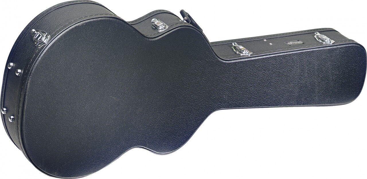 Gitarren - Koffer schwarz Formkoffer für SG-Style Gitarren Koffer für LP Style