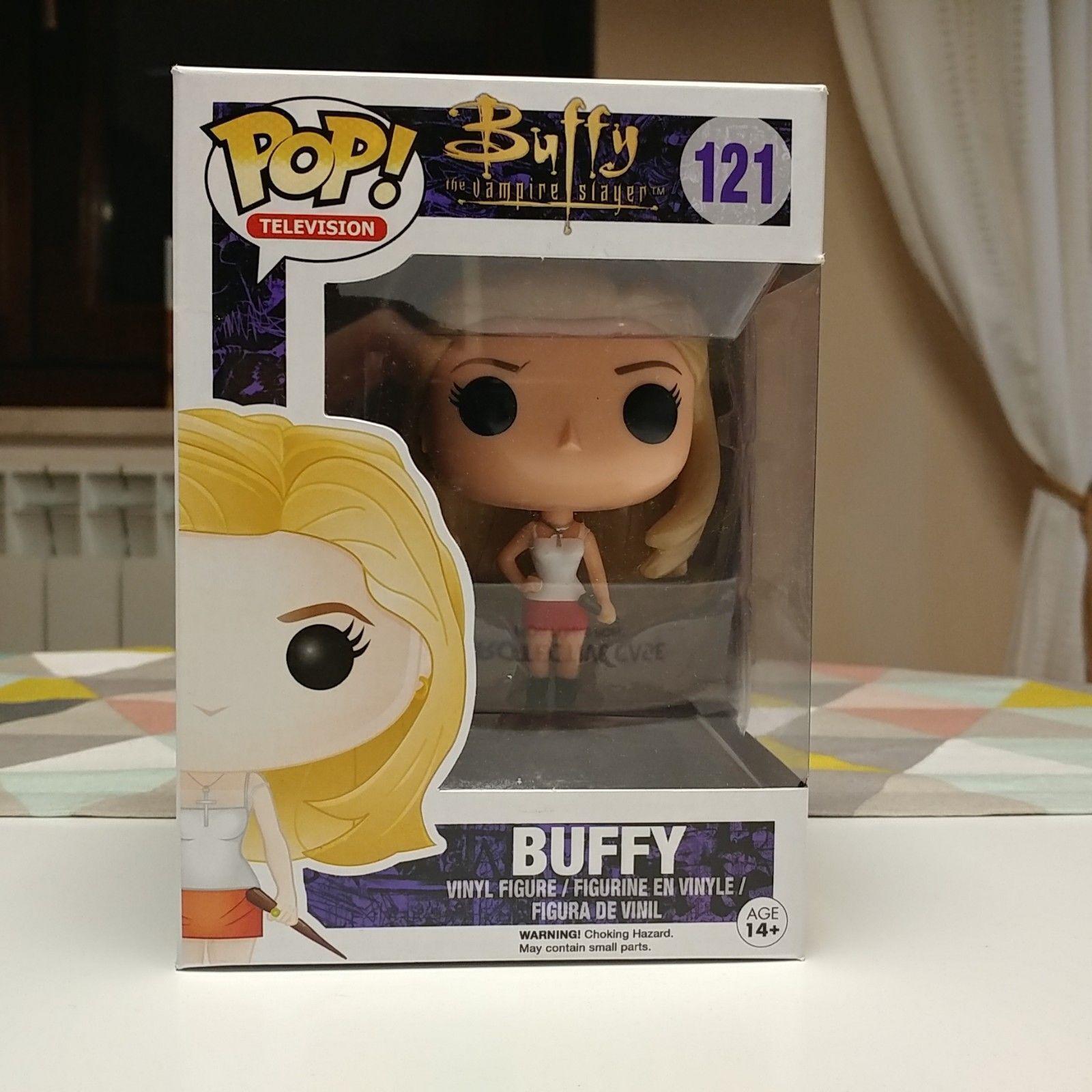 Funko Pop! VAULTED Buffy The Vampire Slayer - - - Buffy (Inclusa Pop! Protector) fb00c0