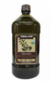Kirkland Signature Organic Extra Virgin Olive Oil 2L (2 QT 3.6 fl oz) FREE SHIP