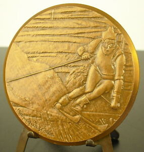 Medal-Ski-Downhill-the-Alps-Skier-Sport-Downhill-Skiing-Skier-70mm-Medal