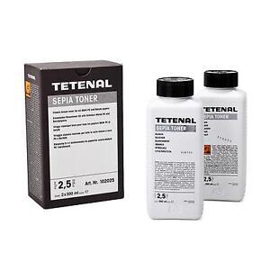 Tetenal-Sepia-Toner-para-2-5-l-S-W-Sepiatoner-2x500ml-braun-brauntoner
