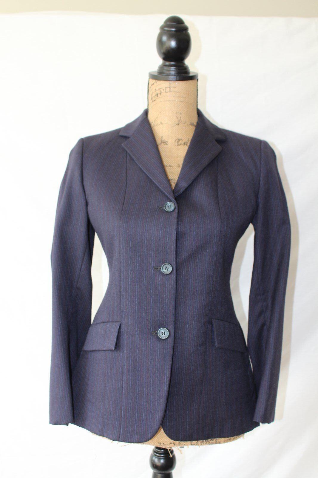 Vintage Miller s Tri-Umph Show Coat Storlek 14-C