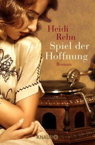 1 von 1 - Spiel der Hoffnung von Heidi Rehn (2016, Taschenbuch), UNGELESEN