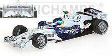 BMW Sauber F1.06 Heidfeld  2006 400060316 Danke  Michael  Brazil 1/43 Minichamps