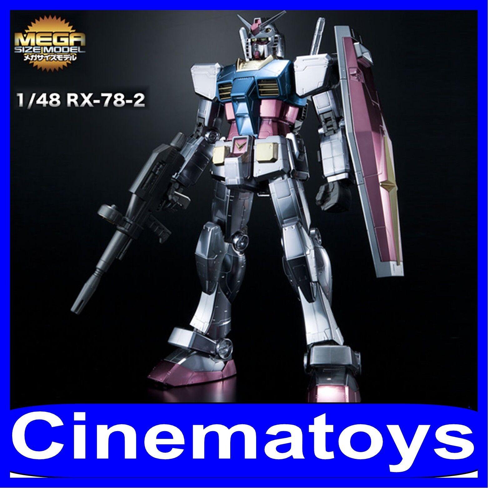 GUNLA EXPO 2011 ExcLUSIVE 1  48 Mega Storlek modellllerlerl RX -78 -2 Gundam Extra färdiga Ver.