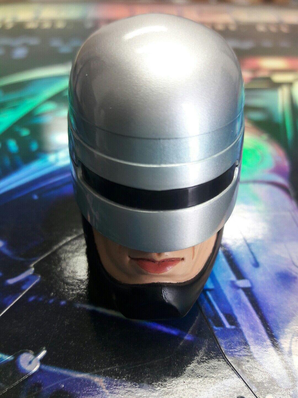 1/6 Hot Toys Robocop MMS10 Head Sculpt US Seller