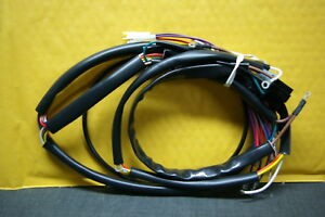 Details about HARLEY WIDE GLIDE MAIN WIRING HARNESS FXWG 1980-85 on