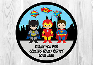 35-x-Personalised-Superhero-Birthday-Party-Stickers-Thank-You-Seals