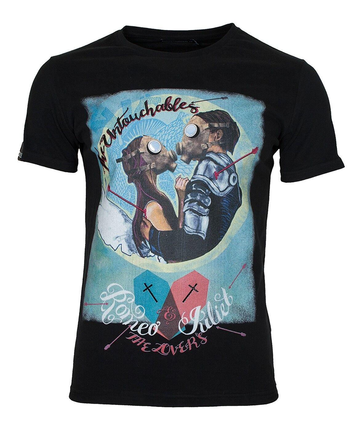 THE UNTOUCHABLES Herren T-Shirt LOVERS