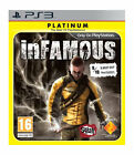 inFamous -- Platinum Edition (Sony PlayStation 3, 2009) - European Version