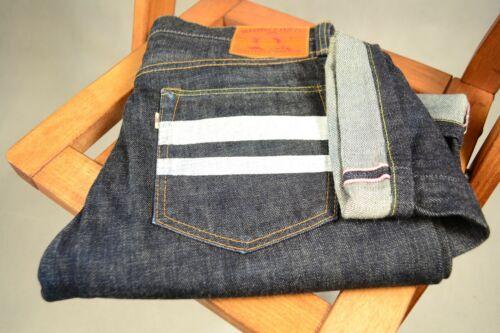 Momotaro denim jeans selvedge size 33