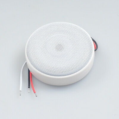 Mini Surveillance Microphone Sound Pick Up Mic HiFi Chip For CCTV Audio Monitor