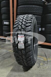 4 New Nankang Mudstar Radial Mt Mud Tires 2857017 285 70 17 28570r17