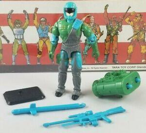 Original-1992-GI-JOE-FLAK-VIPER-V1-UNBROKEN-figure-ARAH-not-COMPLETE-Cobra