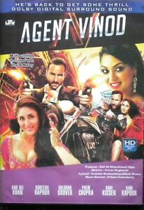 Agent Vinodhindi Bollywood Dvdmoviehigh Definition Quality Hd