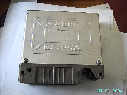 21 land rover DISCOVERY RANGE ROVER WABCO ABS ECU PART NUMBER ANR1250