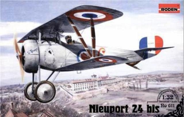 1 32 Roden Nieuport 24bis