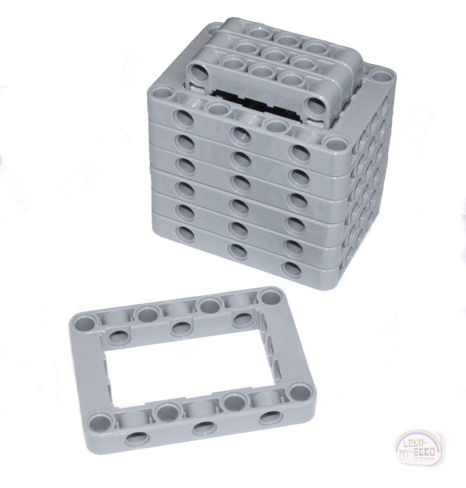 LEGO Technic - 10 x \'O\' Beam Frames - New - (NXT, EV3, Liftarm, O ...