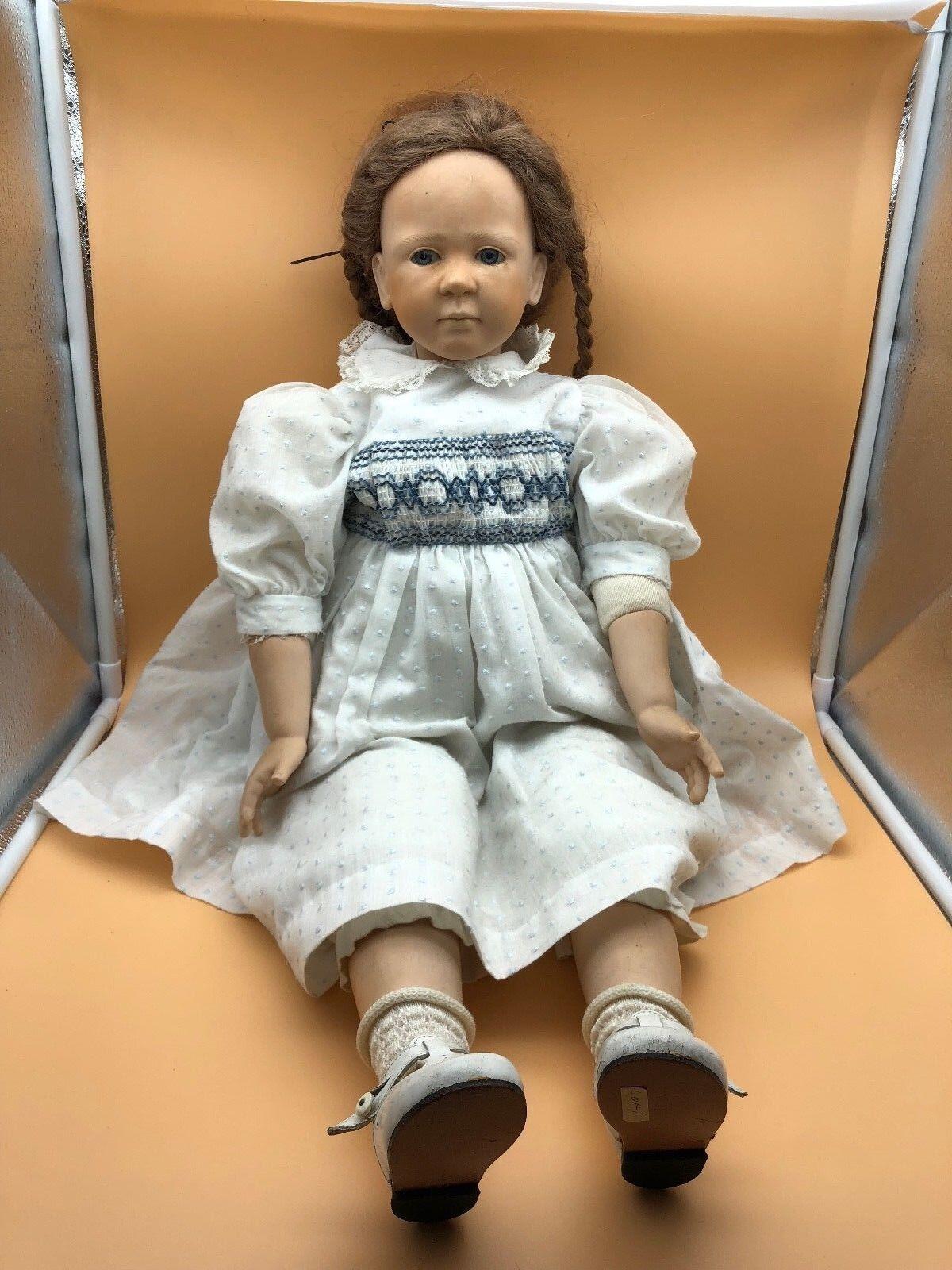 Ruth treffeisen vinilo muñeca 70 cm. top estado