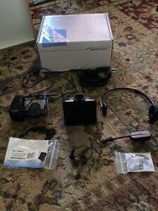 Plantronics Cs540 Convertible Wireless Headset W Hl10 Lifter Bundle More Ebay