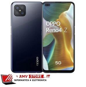Oppo-Reno-4-Z-6-57-034-128GB-8GB-5G-Ink-Black-Nero-DualSim-TIM-ITA-Nuovo-Garanzia