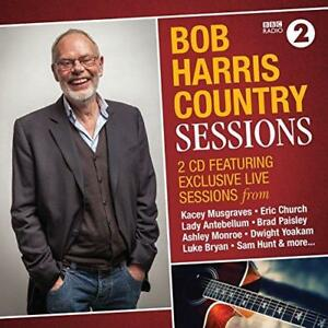 Bob-Harris-Country-Sessions-Various-Artists-NEW-2CD