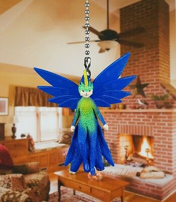 Rise of the Guardians Toothiana Tooth Fairy Ceiling Fan Pull Light Lamp K1102 M