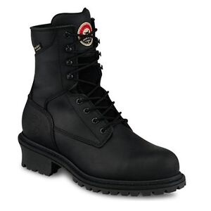 Red-Wing-Irish-Setter-Men-039-s-Mesabi-8-034-Steel-Toe-Waterproof-Work-Boots-83836