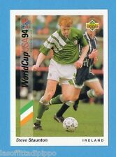 Figurina/CARDS-UPPER DECK 93 -WC USA 94- n.99- STAUNTON - IRLANDA