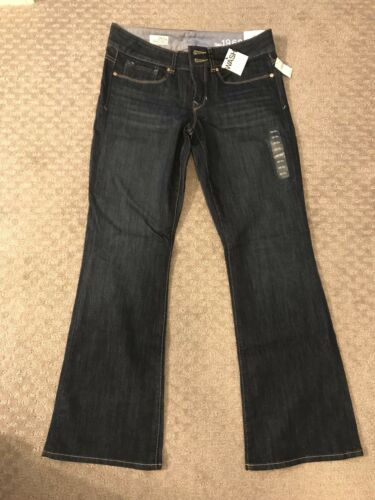 nwt 6a Ankle 6 Size petite Blue Gap Perfect Jeans Dark Boot 0w81r0