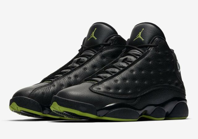 Sale Cheap Air Jordan 13 Retro All Black Online