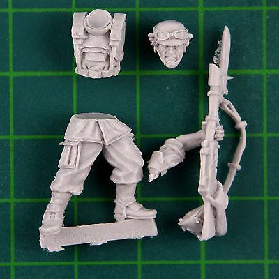 Di Carattere Dolce Arcadian Soldato #2 Fucile Laser Galaxy's Finest Victoria Miniatures-mostra Il Titolo Originale