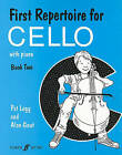 First Repertoire for Cello: Bk. 2 by Faber Music Ltd (Paperback, 2005)