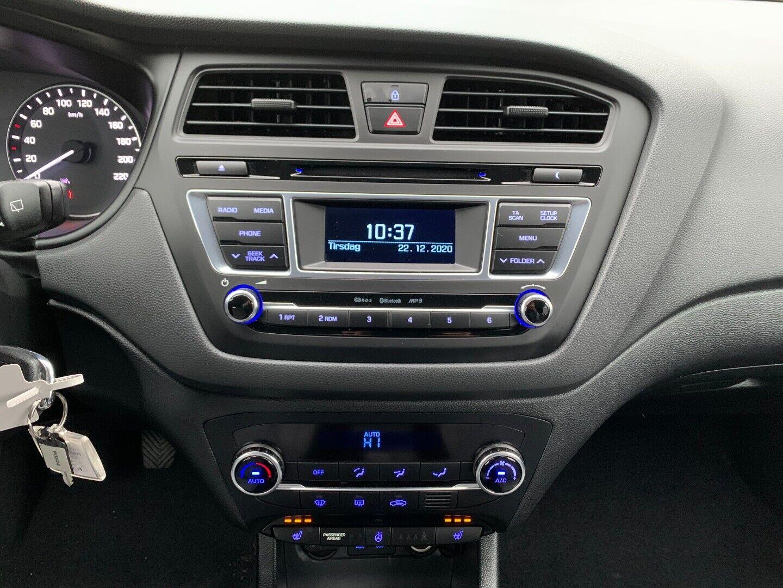 Hyundai i20 2016