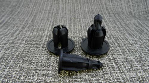 10x RENAULT MEGANE SCENIC Paraurti Rievt Finitura Pannello Fermo Di Plastica
